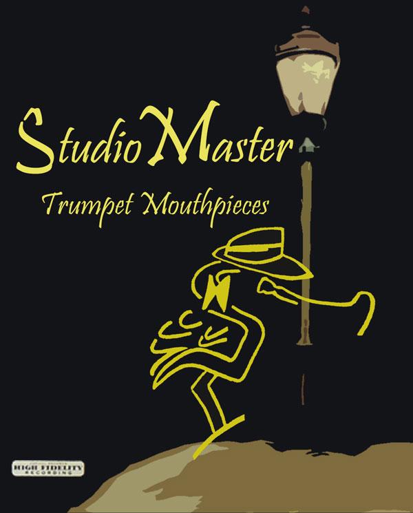 Stork Studio Master trumpet mouthpieces